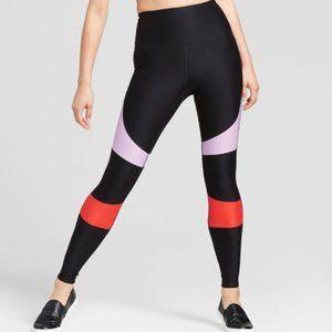 Target Performance High Waist Color Block Leggings